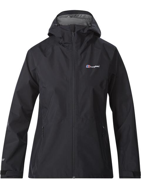 Berghaus Paclite 2.0 Shell Jacket Women Black/Black